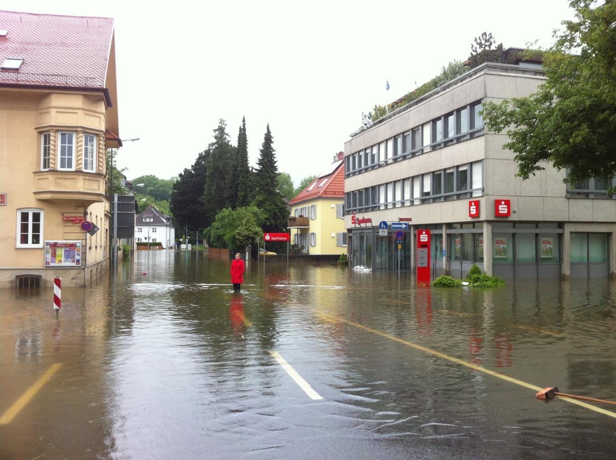 Oderbruch Hochwasser